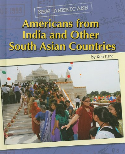 9780761443056: Americans from India and Other South Asian Countries (New Americans)