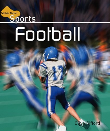 Football (Hardcover): Clive Gifford