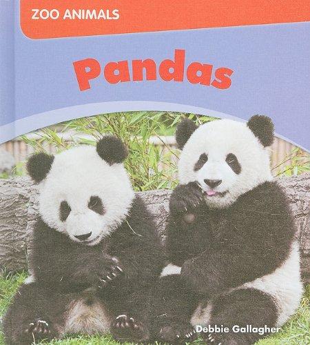 Pandas (Zoo Animals): Gallagher, Debbie