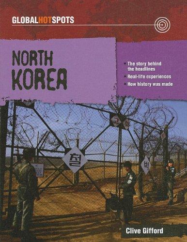9780761447610: North Korea (Global Hotspots)