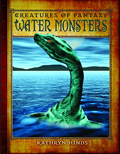 9780761449263: Water Monsters (Creatures of Fantasy)