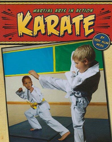 Karate (Martial Arts in Action): Hicks, Terry Allan