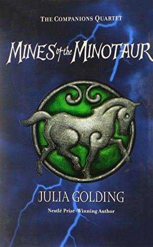 Cover of the book, Mines of the Minotaur.