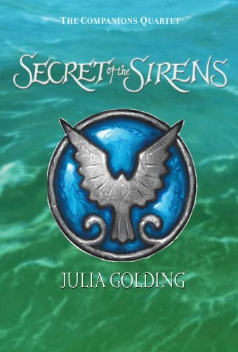 Cover of the book, Secret of the Sirens.