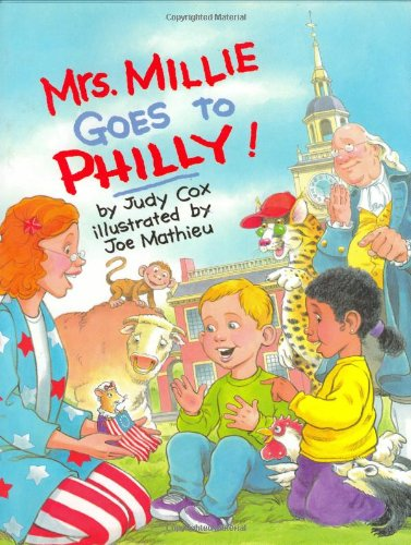 Mrs. Millie Goes to Philly!: Judy Cox