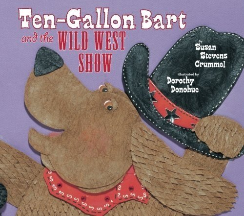 9780761453918: Ten-Gallon Bart and the Wild West Show