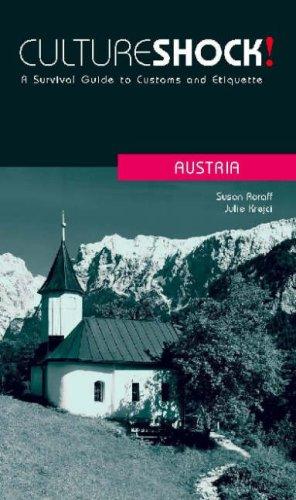 9780761453994: Culture Shock! Austria: A Survival Guide to Customs and Etiquette