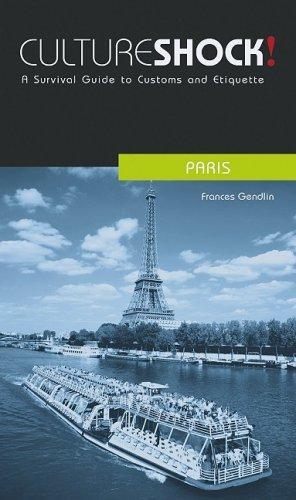 9780761454137: Culture Shock! Paris: A Survival Guide to Customs and Etiquette