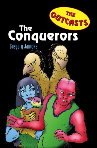 Outcasts 4: The Conquerors: Gregory Janicke
