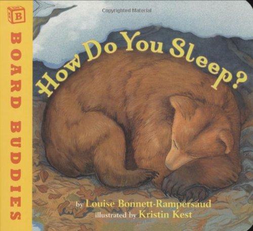 How Do You Sleep? (Board Buddies): Bonnett-rampersaud
