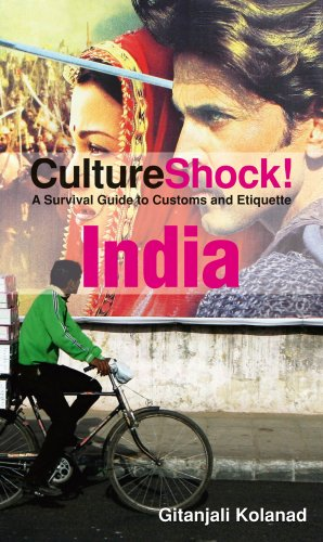9780761454847: CultureShock! India: A Survival Guide to Customs and Etiquette (Cultureshock India: A Survival Guide to Customs & Etiquette)