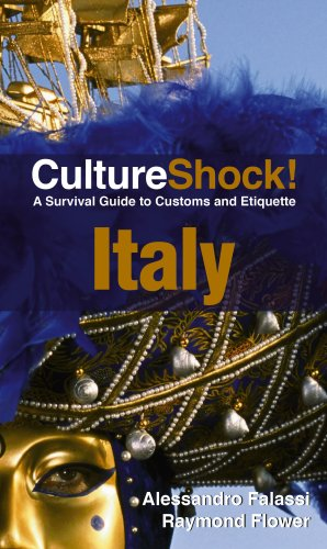 9780761454861: Culture Shock! Italy: A Survival Guide to Customs and Etiquette