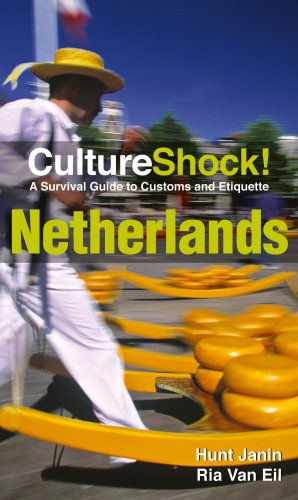 9780761454922: Culture Shock! Netherlands: A Survival Guide to Customs and Etiquette (Culture Shock! Guides)