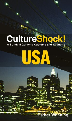 9780761455035: Culture Shock! USA: A Survival Guide to Customs and Etiquette