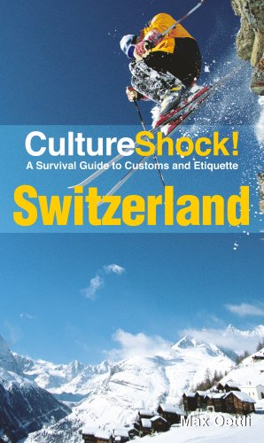 9780761455110: CultureShock! Switzerland: A Survival Guide to Customs and Etiquette