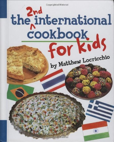9780761455134: The 2nd International Cookbook for Kids