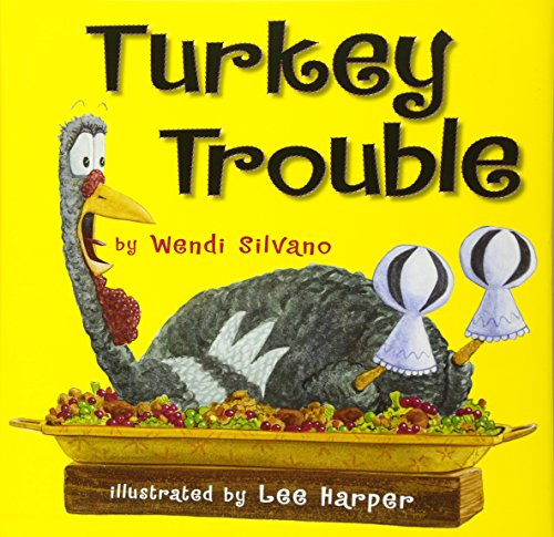 9780761455295: Turkey Trouble