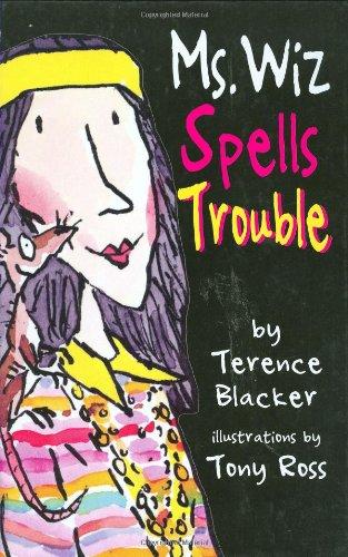 9780761455486: Ms. Wiz Spells Trouble (Ms. Wiz series)