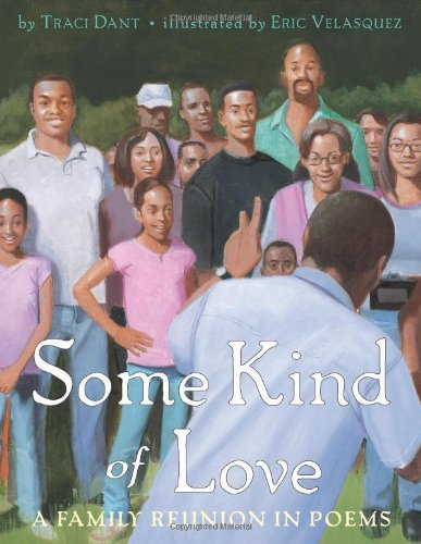 9780761455592: Some Kind of Love: A Family Reunion in Poems