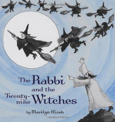 9780761455868: The Rabbi and the Twenty-nine Witches