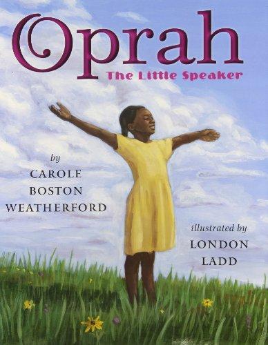 9780761456322: Oprah: The Little Speaker