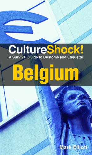 9780761456575: Culture Shock! Belgium: A Survival Guide to Customs and Etiquette