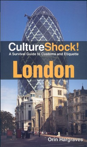 9780761456674: Culture Shock! London: A Survival Guide to Customs and Etiquette (Culture Shock! Guides)