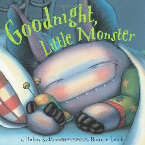 Goodnight, Little Monster (076145683X) by Ketteman, Helen