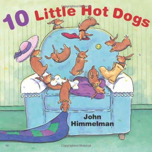 9780761457978: 10 Little Hot Dogs