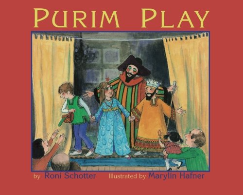 Purim Play (9780761458005) by Schotter, Roni