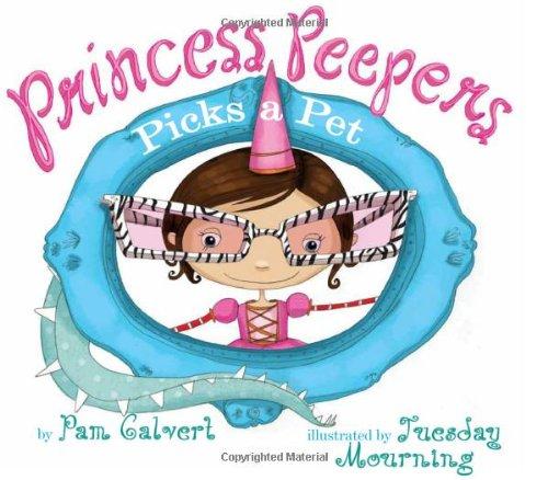 9780761458159: Princess Peepers Picks a Pet
