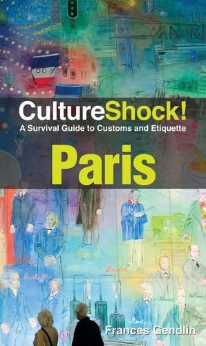 9780761458753: CultureShock! Paris: A Survival Guide to Customs and Etiquette