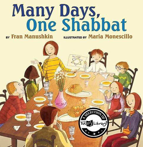 9780761459651: Many Days, One Shabbat