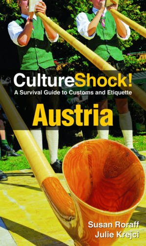 9780761460510: Culture Shock! Austria: A Survival Guide to Customs and Etiquette