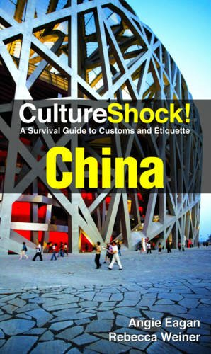 9780761460527: Culture Shock! China: A Survival Guide to Customs and Etiquette