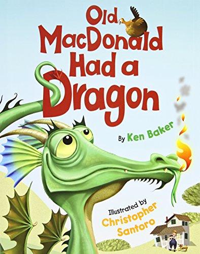 9780761461753: Old MacDonald Had a Dragon