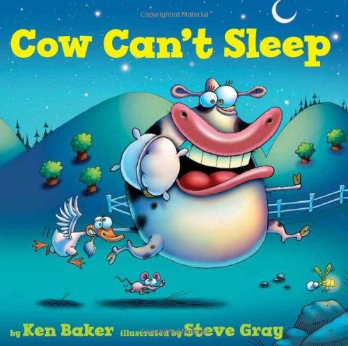 9780761461982: Cow Can't Sleep