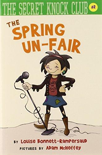 9780761462156: The Spring Un-Fair (The Secret Knock Club)
