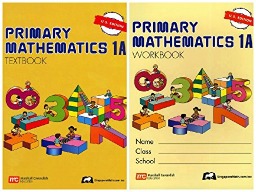 9780761469759: Primary Mathematics 1A Textbook [Paperback] by Math, Singapore