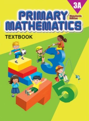 9780761469803: Primary Mathematics 3A Textbook (Standards Edition)
