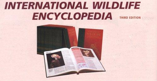 9780761472667: International Wildlife Encyclopedia (21 Volume Set)