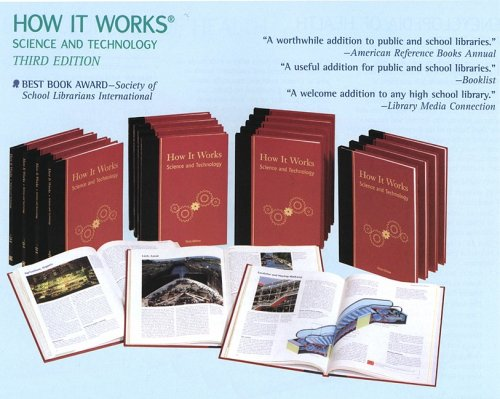 How It Works: Science and Technology 20 Volume set