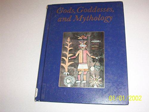 Gods, Goddesses, Mythology Vol 7: C. Scott Littleton