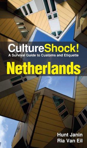 9780761480617: Netherlands. Hunt Janin & RIA Van Eil (Culture Shock! Netherlands)