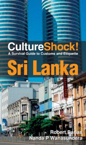 9780761480648: Sri Lanka (Culture Shock)