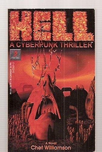 9780761500698: Hell: A Cyberpunk Thriller - A Novel