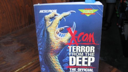 9780761500742: X-Com Terror from the Deep: The Official Strategy Guide