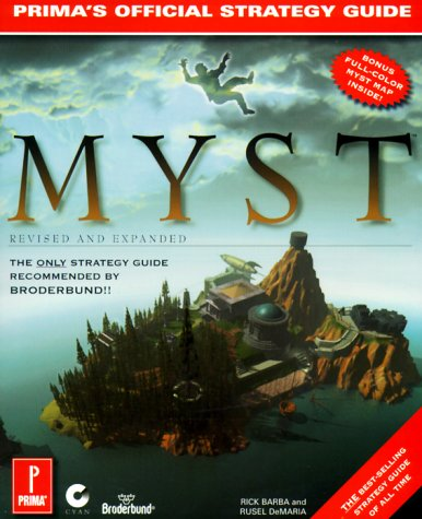 9780761501022: Myst: The Official Strategy Guide