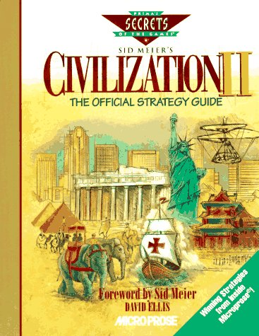 9780761501060: Sid Meier's Civilization II: The Official Strategy Guide (Secrets of the Games Series)