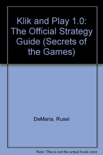 Klik & Play 1.0: The Official Game: Demaria, Rusel